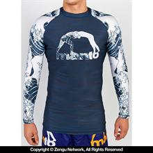 "Manto ""Waves 2.0"" Rashguard"